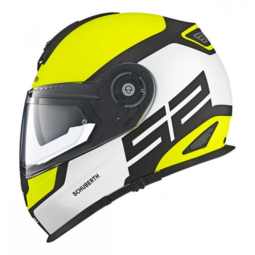 S2 Sport Elite Yellow