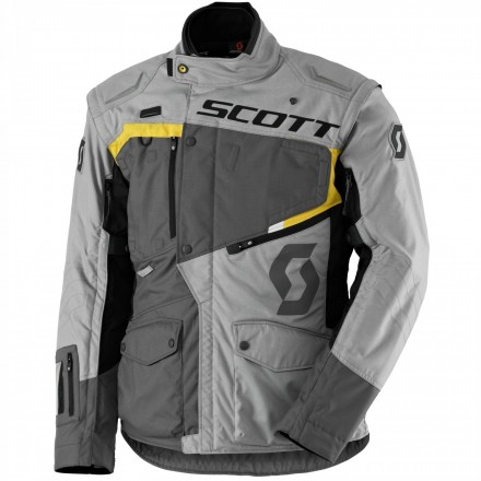 Scott Dualraid TP Jacke grey yellow