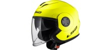 LS2 OF570 Verso Hi-Vis Yellow